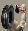 Hot selling durable 12.00r24 truck and bus tires suitable for Foton bus