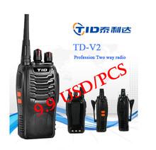TD-V2 bp-226 cell case for ic series walkie talkie long range radio