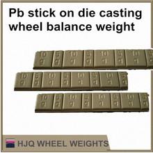 pb adhesive wheel balance weight epoxy coating