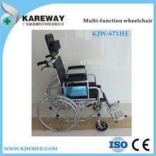 Kareway Medical adjustable headrest for wheelchair