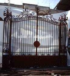 manufacturer wrought iron gates garden wholesale