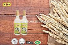 6% acidity Fresh Natural Brewed Shanxi White Rice Sushi Vinegar