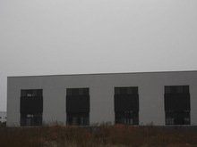 manufacturing companies steel structure workshop & warehouse in abu dhabi