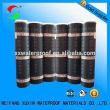 -15-130deg C app modified bitumen sheet waterproofing membrane