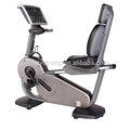 Bodystrong Fitness / CE e RoHS aprovados corpo forma de bicicleta magnética / FT6806R bicicleta reclinada