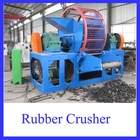 High quality tire shredder/ industry tire shredder recycling machine/ shredded tire chips
