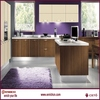Pre Built 0.8mm tempered glass kitchen appliance