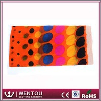 Wonderful soft loop for honorable lady long voile modern scarf shawl