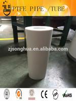 white PTFE TUBE/ PIPE