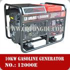 Chinese factory low price single phase 50hz big power 10kva power man generator