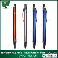 2014 new popular No Novelty half metal pen