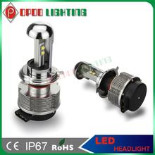 car h4 headlight bulbs, 40w no fans no driver car h4 headlight bulbs