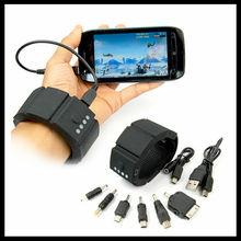 New Universal Gadget wrist band battery charge