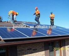 Top sales long warranty 1000w solar home system welcome BFS-6000W