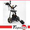 Topsun Cheap Battery Motorized Electric Golf caddy