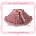 2014 venda quente curto vestido de renda creme