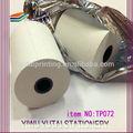 Térmica rolos de papel jumbo/papel para impressão de dinheiro