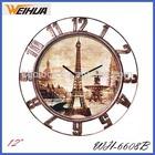 Art Wall Clock Special Wall Clock Customized Dial Wall Clock WH-6608