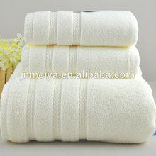 100% cotton beige color with satin border bath towel