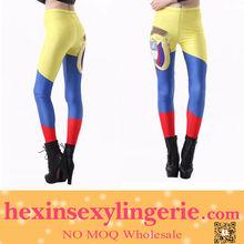 Women World Cup Leggings Team Soccer Football Full Length Pants