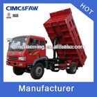 chinese 4*2 10 ton dump truck