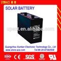 solar batería 2v 1000ah fotovoltaica de plomo ácido de la batería vrla