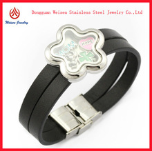 4000 ions charm bracelet ,italian charm bracelet bracelet with charms