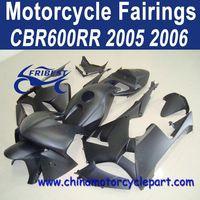 Classic Design Motorcycle Race Fairing For Honda CBR600RR 2005 2006 FFKHD008