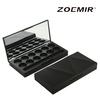 Simple designed compact powder case / eye shadow case