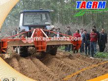 China cassava stem planter 2AMSU manual stem planting machine