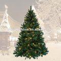 Chirstmas fornecedor árvore. Novo led luzes da árvore de natal