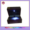 elegant engagement ring box led light wholesale