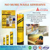 well-distributed no nail adhesive/no more nails plasterboard