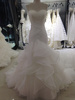 Ball Gown Sweetheart Appliqued Beaded Elegant Royal Princess wedding gown bolero