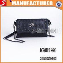 Chain Newest Skull Shoulder Bags Women