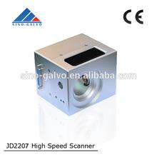 JD2207 laser galvo head for cutting