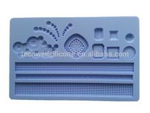 New release silicone fondant mold decoration cake