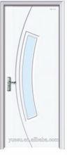 Interior Glass PVC Moulded Door