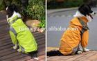 pet raincoat waterproof dog rain jackets