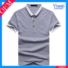 breathable school or work uniform polo shirt