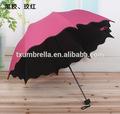 protezione uv 3 ombrello pieghevole promozionale