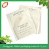 laminated alumunum foil customized design facial mask bag