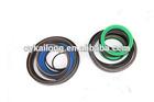 ZL50G hydraulic cylinder oil seal, xcmg wheel loader, sdlg wheel loader spare parts