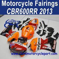 Drop Shipping For Honda CBR600RR 2013 Repsol Fairing Motorcycle FFKHD036