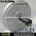 Hydro générateur de Turbine pour éolienne à axe vertical, Faible démarrage couple, Haute efficacité