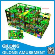 Newest Kindergarten Design Children 2014 indoor jungle gym plastic indoor playground playsets
