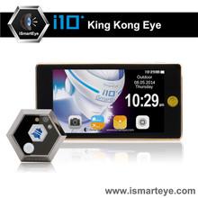 battery operated outdoor wireless security camera best smart phone door lock tcp ip door phone video phone door