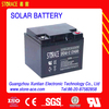 battery supplier 12v 40ah deep cycle battery for solar system