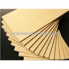 Fan blade MDF sheet