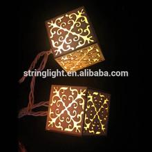 Led festoon string light for decor